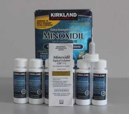 Asl Minoxidildan qalbakisini qanday ajratib olish mumkin